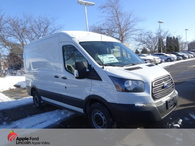 2018 Transit 150 Med Roof, Cargo Van #75679 - photo 1