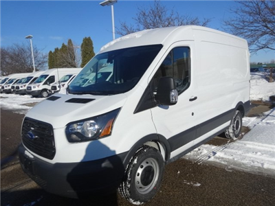 2018 Transit 150 Med Roof, Cargo Van #75679 - photo 4