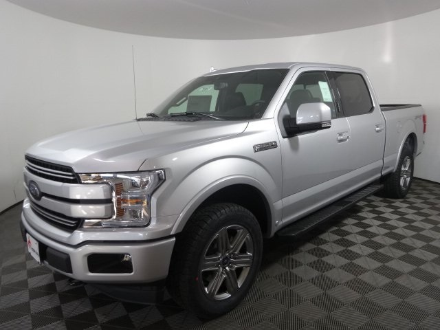 2018 F-150 SuperCrew Cab 4x4, Pickup #75687 - photo 4