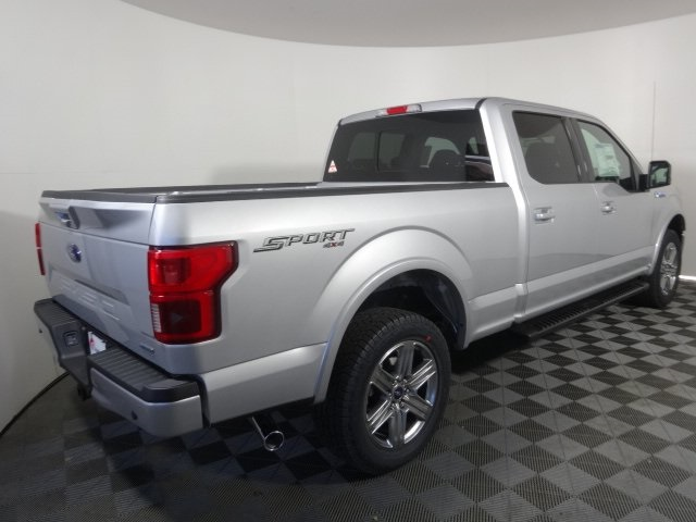 2018 F-150 SuperCrew Cab 4x4, Pickup #75687 - photo 2