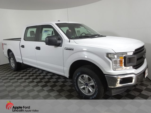 2018 F-150 Crew Cab 4x4, Pickup #75760 - photo 1