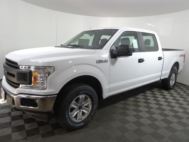 2018 F-150 Crew Cab 4x4, Pickup #75760 - photo 4