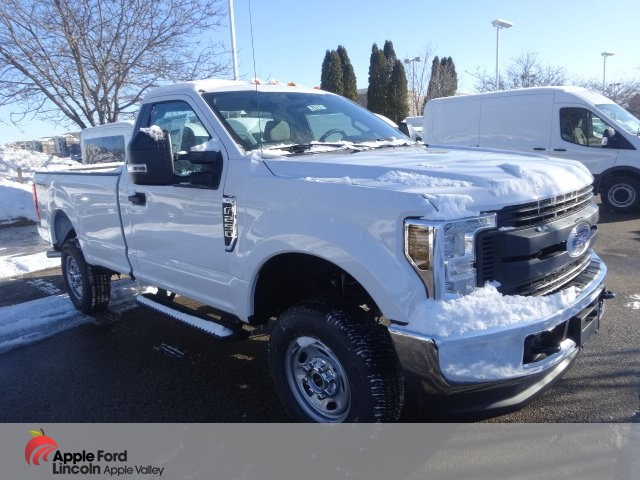 2018 F-250 Regular Cab 4x4, Pickup #75797 - photo 1