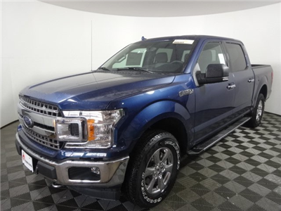 2018 F-150 Crew Cab 4x4, Pickup #75896 - photo 4