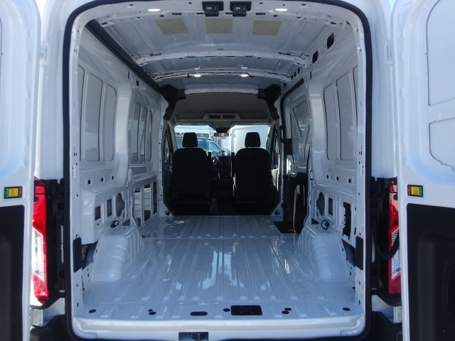 2018 Transit 250 Med Roof 4x2,  Empty Cargo Van #75945 - photo 2