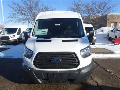 2018 Transit 250 Med Roof 4x2,  Empty Cargo Van #75945 - photo 3