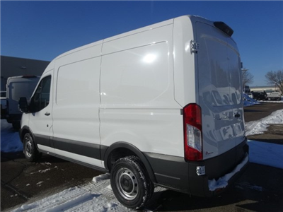 2018 Transit 250 Med Roof 4x2,  Empty Cargo Van #75945 - photo 5