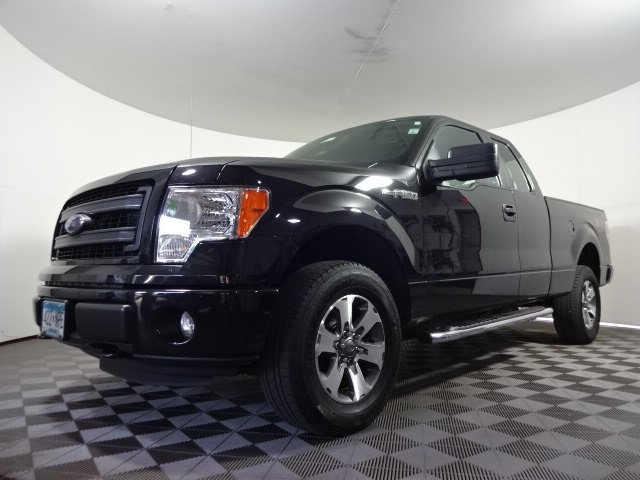 2014 F-150 Super Cab 4x4,  Pickup #76215A - photo 7