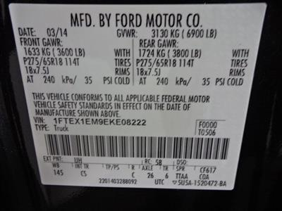 2014 F-150 Super Cab 4x4,  Pickup #76215A - photo 38