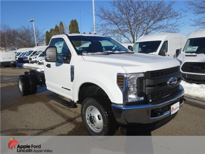 2018 F-350 Regular Cab DRW 4x4, Cab Chassis #76311 - photo 1