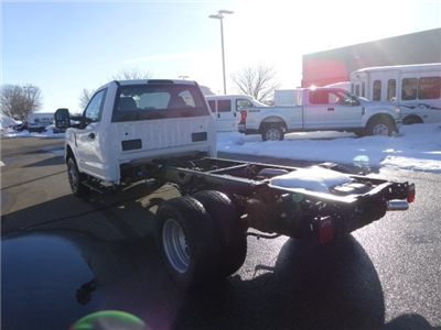 2018 F-350 Regular Cab DRW 4x4, Cab Chassis #76311 - photo 5