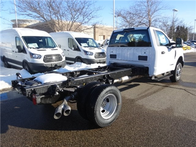 2018 F-350 Regular Cab DRW 4x4, Cab Chassis #76311 - photo 2