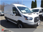 2018 Transit 250 Med Roof 4x2,  Empty Cargo Van #76349 - photo 1