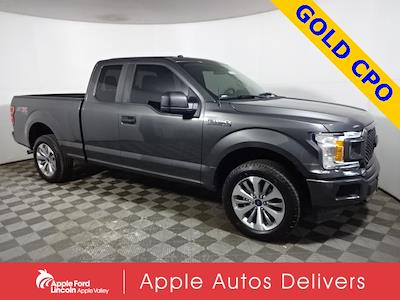 2018 F-150 Super Cab 4x4,  Pickup #76393 - photo 1