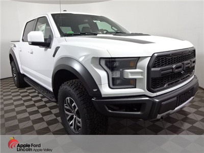 2018 F-150 SuperCrew Cab 4x4, Pickup #76455 - photo 1