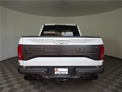 2018 F-150 SuperCrew Cab 4x4, Pickup #76455 - photo 6