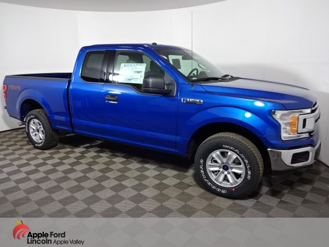 2018 F-150 Super Cab 4x4,  Pickup #76530 - photo 1