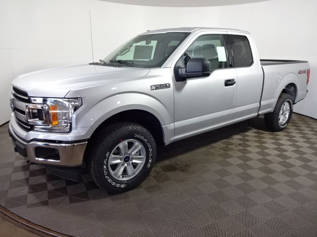 2018 F-150 Super Cab 4x4,  Pickup #76555 - photo 4