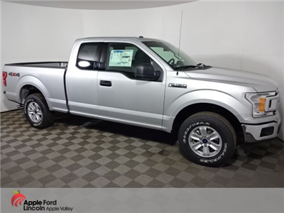 2018 F-150 Super Cab 4x4,  Pickup #76555 - photo 1