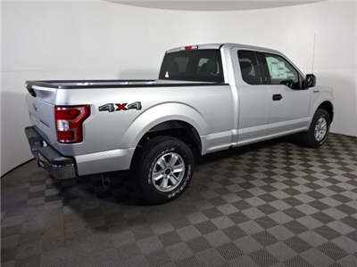2018 F-150 Super Cab 4x4,  Pickup #76555 - photo 2