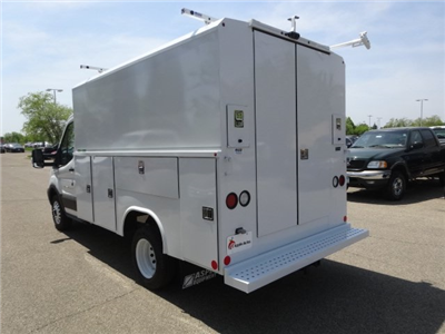 2018 Transit 350 HD DRW,  Reading Aluminum CSV Service Utility Van #76828 - photo 5
