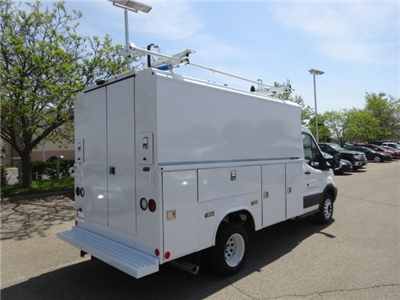 2018 Transit 350 HD DRW,  Reading Aluminum CSV Service Utility Van #76828 - photo 2