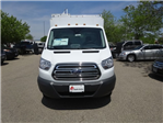 2018 Transit 350 HD DRW 4x2,  Reading Aluminum CSV Service Utility Van #76828 - photo 3