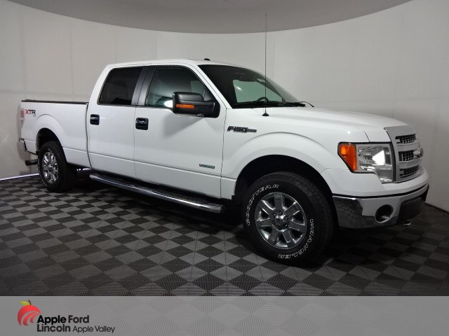 2013 F-150 SuperCrew Cab 4x4,  Pickup #77024B - photo 1