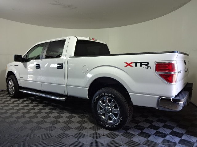 2013 F-150 SuperCrew Cab 4x4,  Pickup #77024B - photo 9