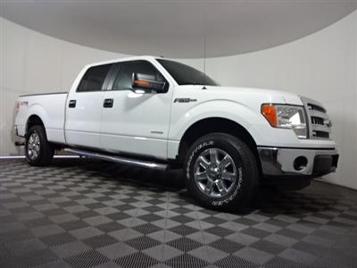 2013 F-150 SuperCrew Cab 4x4,  Pickup #77024B - photo 4