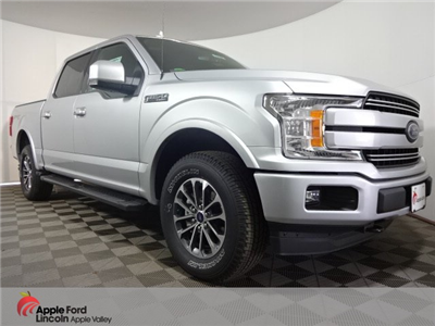 2018 F-150 SuperCrew Cab 4x4,  Pickup #77093 - photo 1