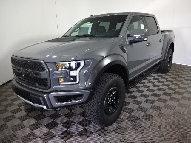 2018 F-150 SuperCrew Cab 4x4,  Pickup #77196 - photo 6