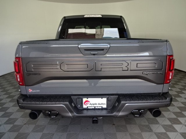 2018 F-150 SuperCrew Cab 4x4,  Pickup #77196 - photo 8