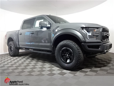 2018 F-150 SuperCrew Cab 4x4,  Pickup #77196 - photo 1