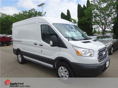 2018 Transit 250 Med Roof 4x2,  Empty Cargo Van #77257 - photo 1