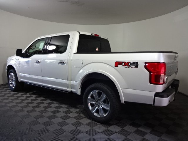 2018 F-150 SuperCrew Cab 4x4,  Pickup #77341 - photo 5