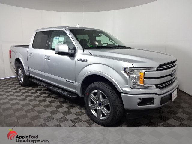 2018 F-150 SuperCrew Cab 4x4,  Pickup #77388 - photo 1