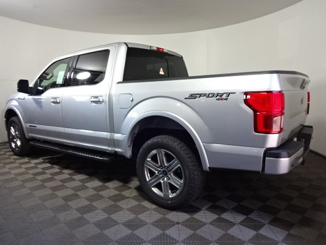 2018 F-150 SuperCrew Cab 4x4,  Pickup #77388 - photo 8