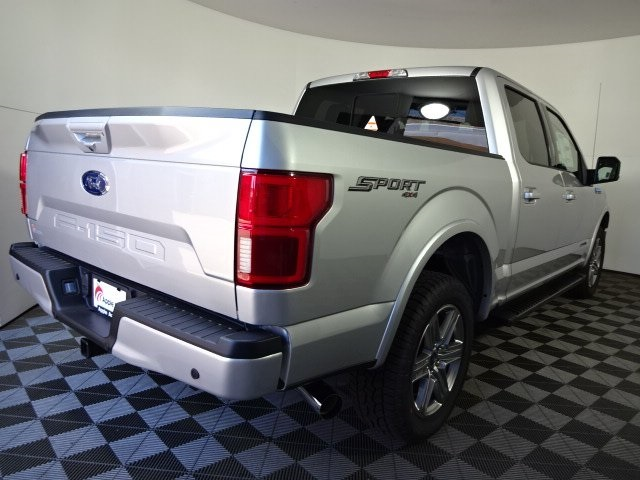 2018 F-150 SuperCrew Cab 4x4,  Pickup #77388 - photo 2