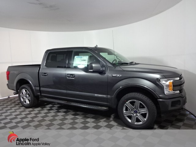 2018 F-150 SuperCrew Cab 4x4,  Pickup #77449 - photo 1