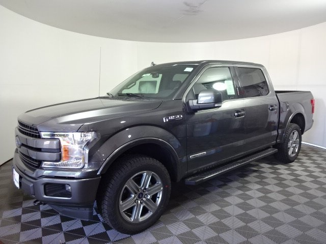 2018 F-150 SuperCrew Cab 4x4,  Pickup #77449 - photo 4