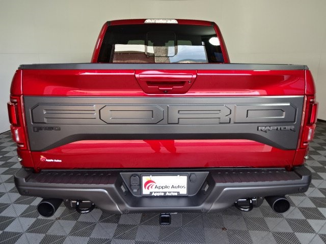 2018 F-150 SuperCrew Cab 4x4,  Pickup #77582 - photo 6