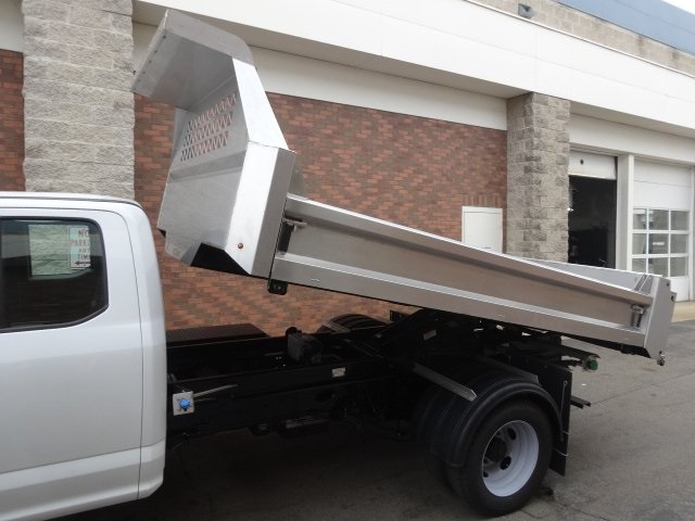 2018 F-550 Super Cab DRW 4x4,  Aspen Equipment Dump Body #77622 - photo 15