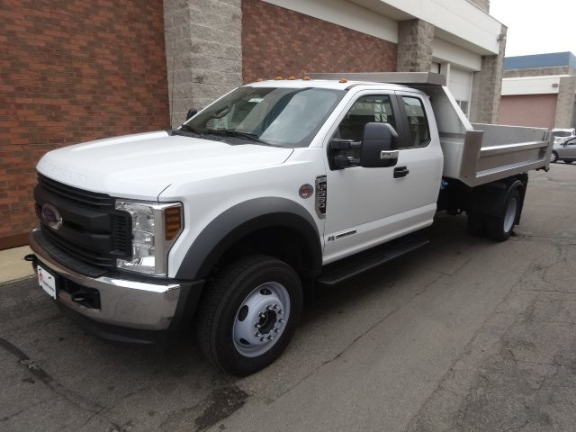 2018 F-550 Super Cab DRW 4x4,  Aspen Equipment Dump Body #77622 - photo 4