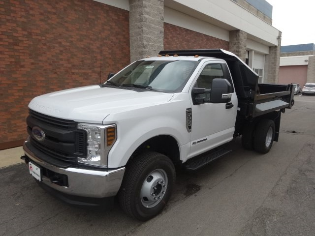 2018 F-350 Regular Cab DRW 4x4,  Knapheide Dump Body #77640 - photo 4