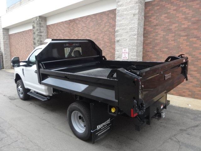 2018 F-350 Regular Cab DRW 4x4,  Knapheide Dump Body #77645 - photo 5