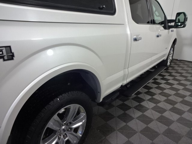 2015 F-150 SuperCrew Cab 4x4,  Pickup #77660A - photo 13