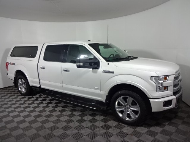 2015 F-150 SuperCrew Cab 4x4,  Pickup #77660A - photo 4
