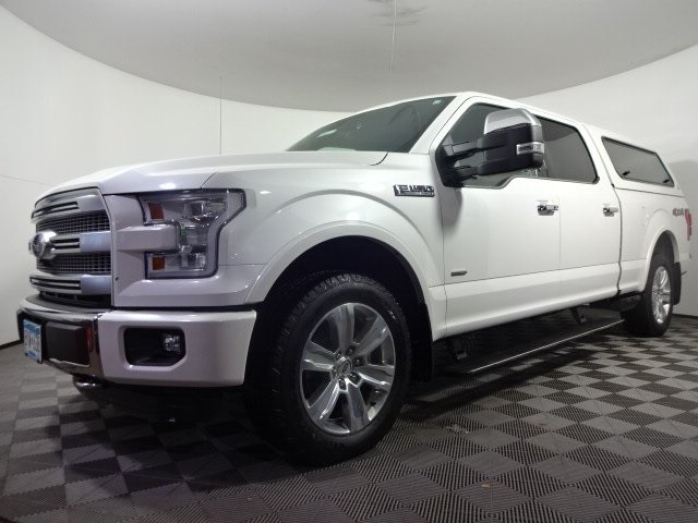 2015 F-150 SuperCrew Cab 4x4,  Pickup #77660A - photo 7