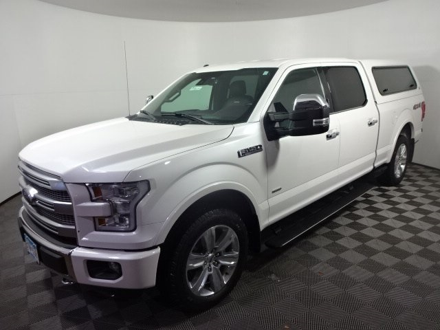 2015 F-150 SuperCrew Cab 4x4,  Pickup #77660A - photo 8